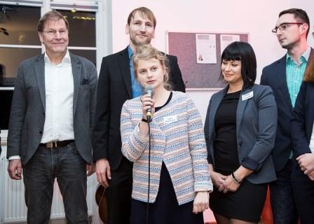 Judith Prützenreuter - Projektkoordinatorin des FOMENTO-Projekts Deutschland