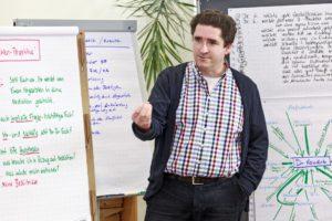 RA Bernhard Böhm - Ausbildung Mediator im Bereich Wirtschaft