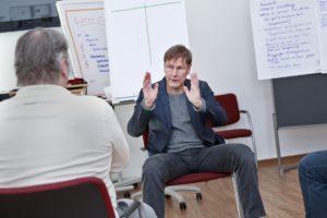 Dr. habil. Gernot Barth - Ausbildung Mediator im Bereich Wirtschaft