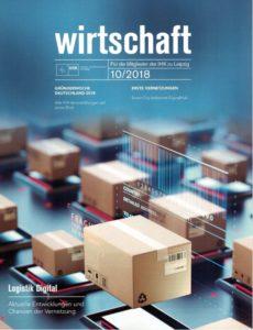 Cover Magazin wirtschaft