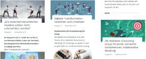 TRANSFER Magazin Ausgabe 03/2018
